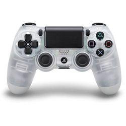 Kontroler bezprzewodowy SONY DualShock 4 Kryształowy