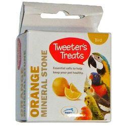 Minerały dla ptaków Tweeter's Treat o smaku pomarańczy
