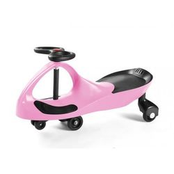 Twist Car, Pojazd dziecięcy, różowy Darmowa dostawa do sklepów SMYK