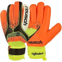 Rękawice bramkarskie Reusch Re:pulse S1 Roll Finger Junior 36 72 206 767