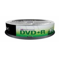 Płyty DVD+R Sony 4,7GB 16x - 10szt.