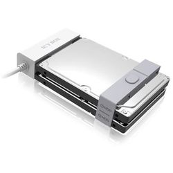 ICY BOX Dual-Adapter dla 2x2,5