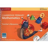 Cambridge Primary Mathematics Stage 2 Teacher's Resource With Cd-rom (opr. miękka)