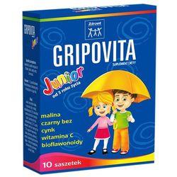ZDROVIT Gripovita Junior proszek 10g 10 saszetek