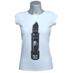 koszulka damskie DC - Kiss - D061200118 - WHTD