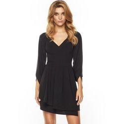Sukienka Soledad w kolorze czarnym