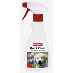 Beaphar Quick Clean 250 ml - sprej do czyszczenia i usuwania brudu z sierści psa