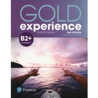 Gold Experience 2nd edition B2+ Student's Book - Walsh Clare, Warwick Lindsay (opr. miękka)