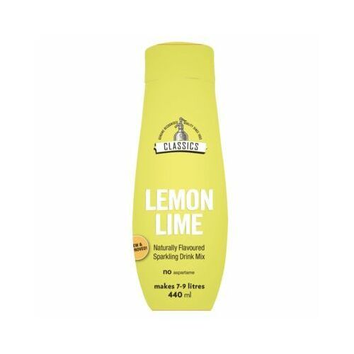 Syrop SODA STREAM Lemon Lime 440ml