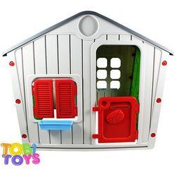 Domek dla dzieci Galilee 108x140x115,5cm Tobi Toys
