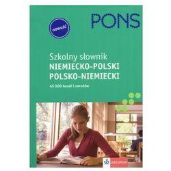 Pons. Szkolny słownik niemiecko-polski, polsko-niemiecki