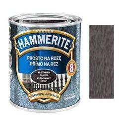 Farba Prosto Na Rdzę - Efekt Młotkowy Szary 0,7L Hammerite