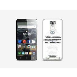 Fantastic Case - Alcatel Pop 4 - etui na telefon - wódka