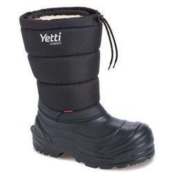 Buty śniegowe Demar Yetti Classic b 3870 czarne