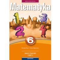 Matematyka 6 Zeszyt ćwiczeń Część 2 (opr. miękka)