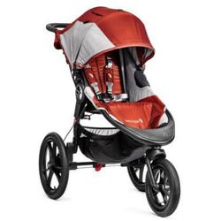 Baby Jogger Wózek sportowy Summit X3 orange / gray