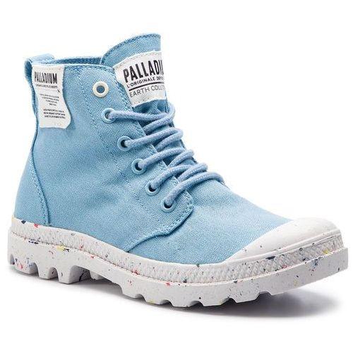 a11de2dac91ac Trapery PALLADIUM - Pampa Hi Organic 96199-455-M Dusk Blue ...