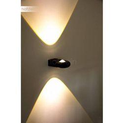 Globo Rinah Oświetlenie Zewnętrzne Led Siwy 2 Punktowe 205 Lumenów Design Obszar Zewnętrzny Rinah 3000 Kelwin