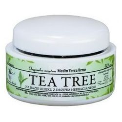 Krem Tea Tree 50 ml - Drzewo Herbaciane