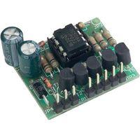 Sterownik świateł miejsca robót, TAMS Elektronik 21-01-00104 LC-4, 10-18 V DC/AC, zestaw