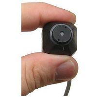 Mini kamera kolorowa 380 linii, 3 lux, obiektyw 8 mm pinhole, AUDIO, CMOS-20/8