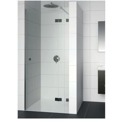 RIHO ARTIC A104 Drzwi prysznicowe 160x200 LEWE, szkło transparentne EasyClean GA0070501