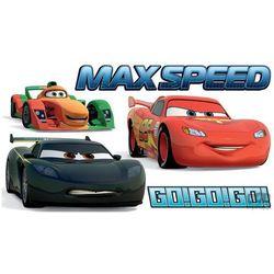 Naklejka Cars Max Speed SPD23WS