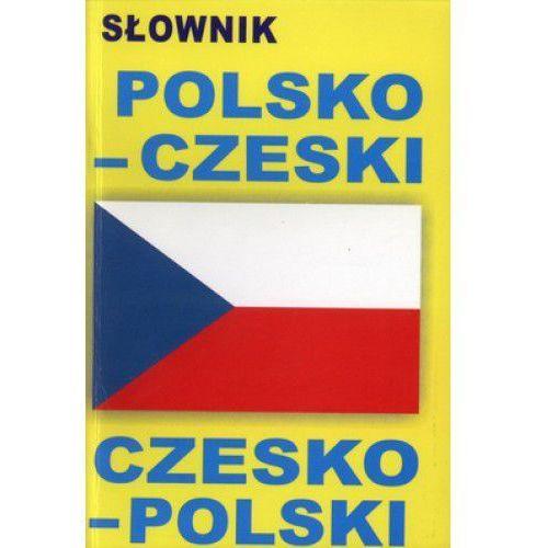 Słownik polsko-czeski czesko-polski (opr. miękka)