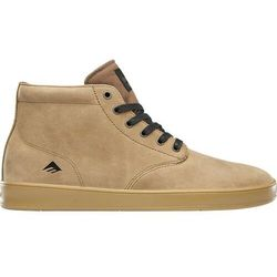 buty EMERICA - Romero Laced High Brown/Black/Gum (203) rozmiar: 46