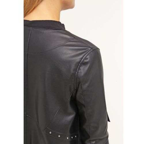 Urbancode WINNIE Płaszcz zimowy black