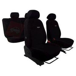 Pokrowce samochodowe ELEGANCE Czarne Hyundai i40 od 2011 - Czarny