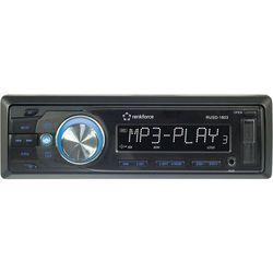 Radio samochodowe, renkforce RUSD-1803 29306c, 4 x 40 W, MP3, USB, SD, jack