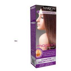 Marion Color (W) szampon koloryzujący 43 Kasztanowy Brąz 80ml