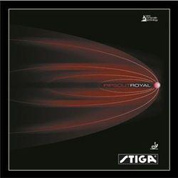 STIGA Royal - Okładzina - Czerwony