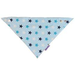 DOOKY Chustka, bandanka Dribble Bib Dooky - Blue Stars