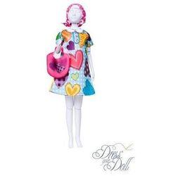 Model ubrania -Twiggy Hearts (poziom średni)