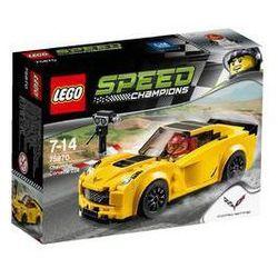 Lego® SPEED CHAMPIONS Zestawy champions chevrolet corvette z06 75870
