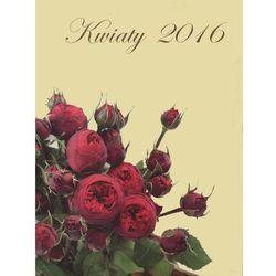 Kalendarz 2014 7-planszowy Kwiaty - .