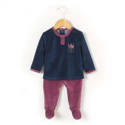 Piżama z weluru