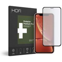 Szkło hybrydowe HOFI Hybrid Glass do Apple iPhone 11 Czarny