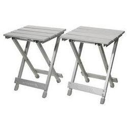 Krzesła składane Ferrino ALU Aluminium