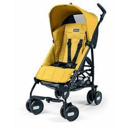 Peg Perego, Wózek spacerowy, Pliko Mini-Classico, Mod Yellow Darmowa dostawa do sklepów SMYK