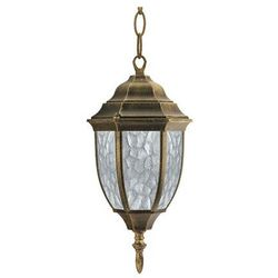 Lampa ogrodowa ANS-LIGHTING Metus Decor 8016H Stare złoto