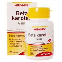Beta-Karoten 6 mg kaps. - 100 kaps.