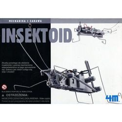 4M, zabawka interaktywna Insektoid