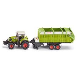 Zabawka SIKU Farmer traktor Claas z przyczepą