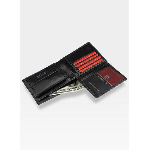 44c2b56c2cc97 Portfel Męski Pierre Cardin ys520.1 8806 + Ninja Card Zestaw Na prezent! -