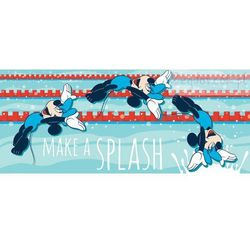 Fototapeta Minnie pływaczka 1256VEP Myszka Mini Disney