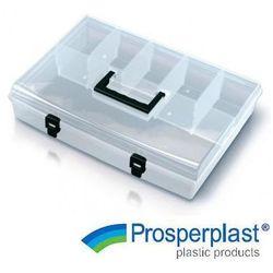 PROSPERPLAST Organizer uniwersalny 400x298x85 mm, UNIBOX 16 NUN16