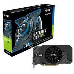 Palit GTX950 STORMX 2GB DDR5 128BIT 2DVI/HDMI/DP BOX